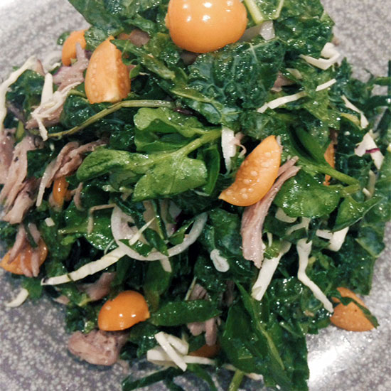 Best Kale Dishes in the US: West Bridge