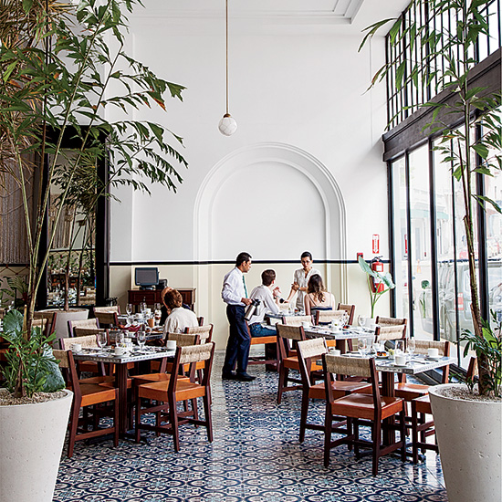 Where to Go in Panama City: The American Trade hotel (restaurant)