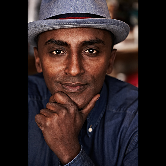 Treasured: Marcus Samuelsson