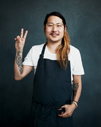 Best New Chef 2013 Danny Bowien
