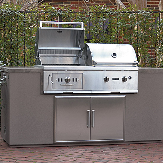 Grills and Grilling Equipment: Hybrid Grill