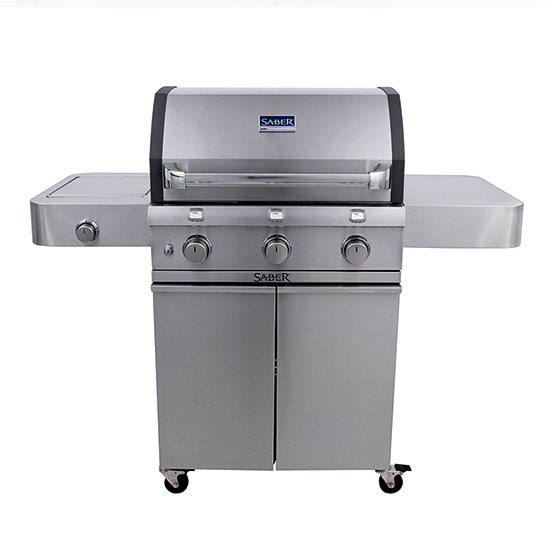 Grills and Grilling Equipment: Infrared Cooking