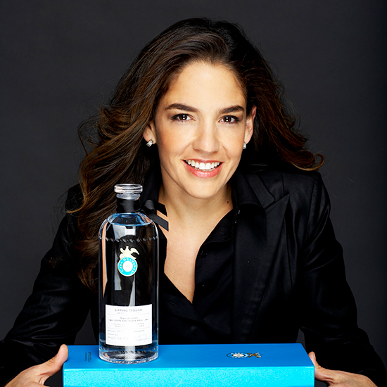 16. Bertha González Nieves, Tequila Casa Dragones Cofounder and CEO
