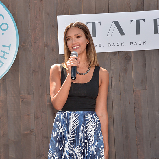 3. Jessica Alba, The Honest Company