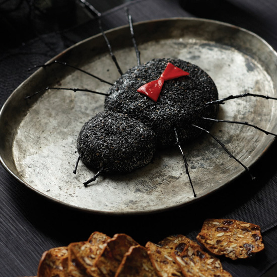 Ghostly Halloween Recipes