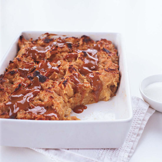 Dulce de Leche Bread Pudding