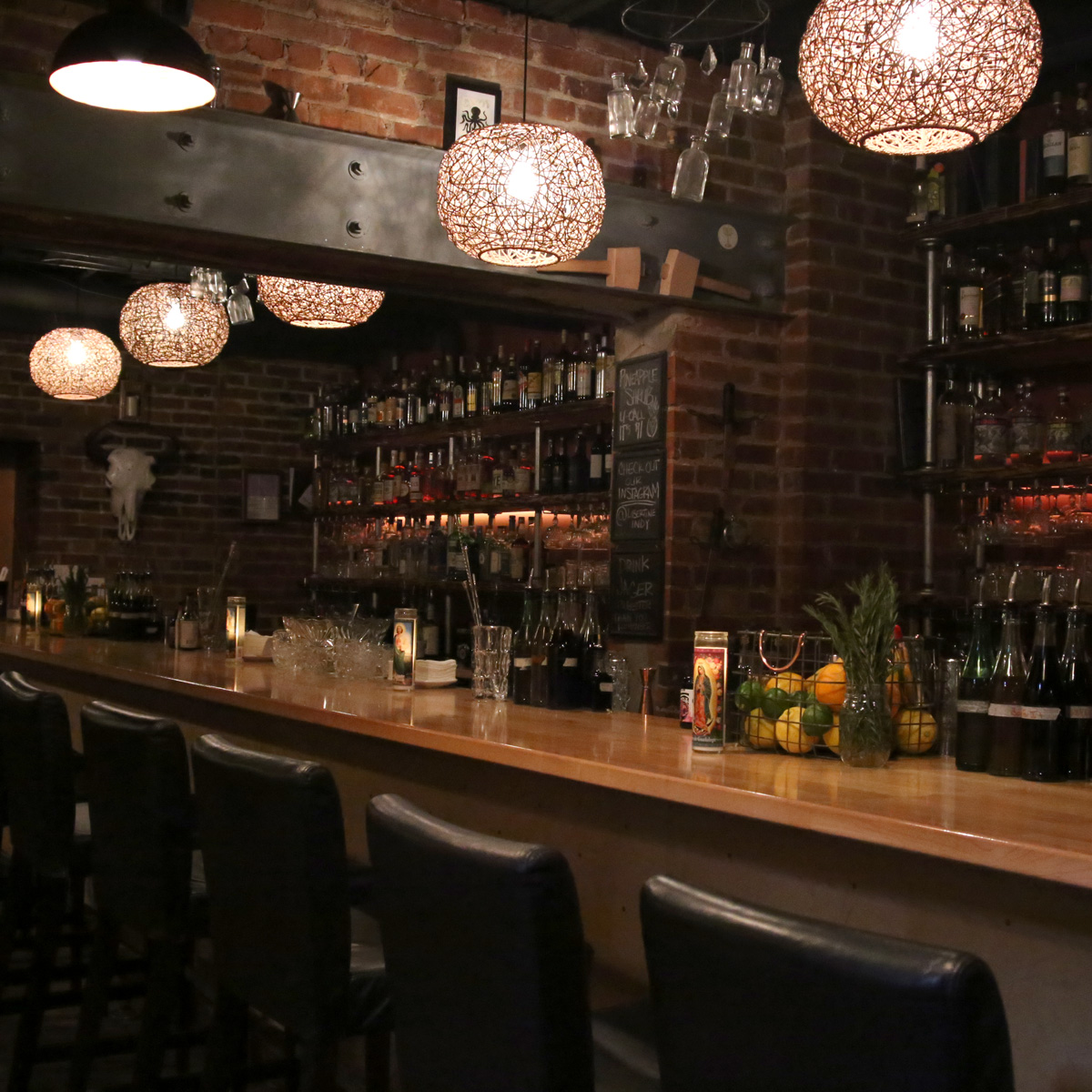 Libertine Liquor Bar, Indianapolis