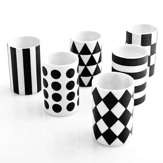 Geometric Home Design: Mori Mini Cup
