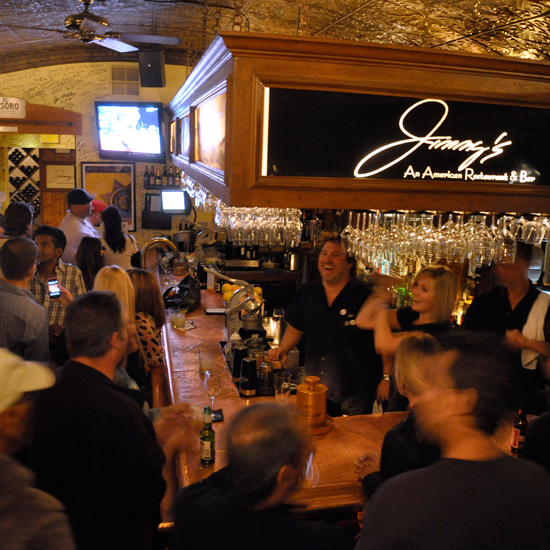 Best Bars in America: Jimmy's