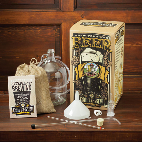 Craft a Brew Oktoberfest Ale Brewing Kit