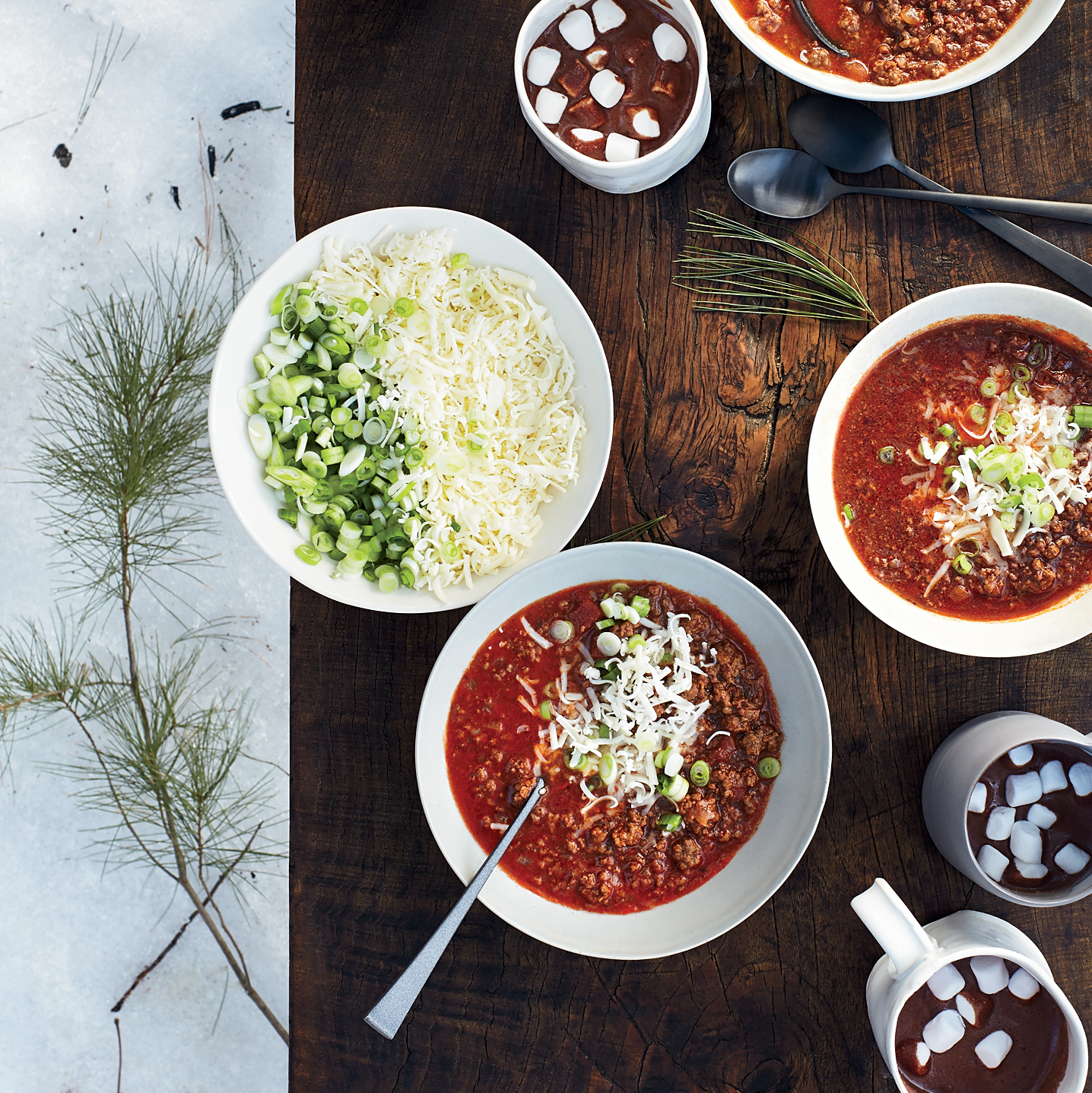 Fire-and-Ice Ohio Chili