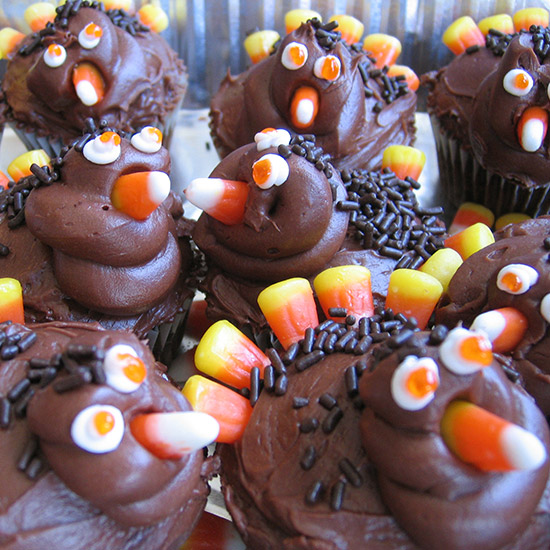Chocolate Turkey Treat