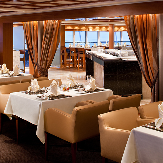 Cruises for Food Lovers: Seabourn