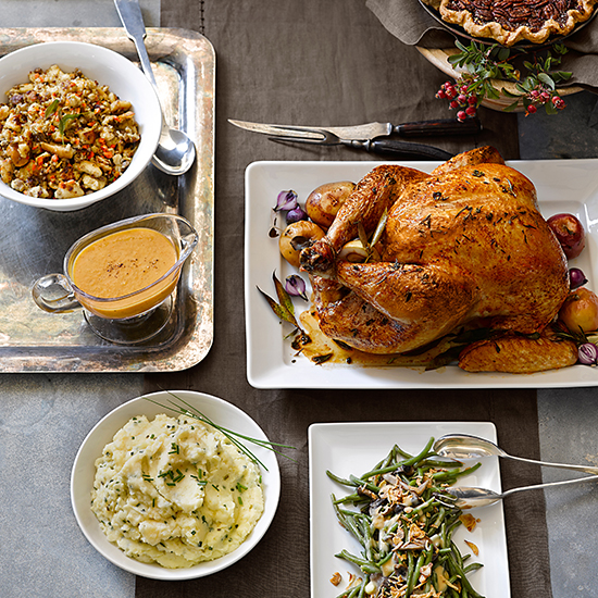A Tyler Florence Thanksgiving