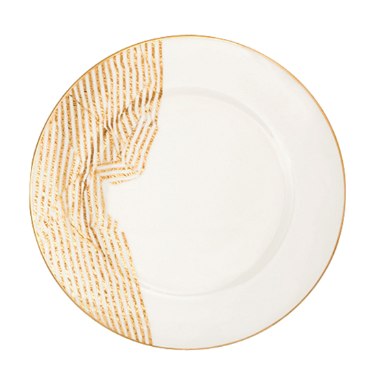 Kelly Wearstler for Pickard China Bedford Charger Plate