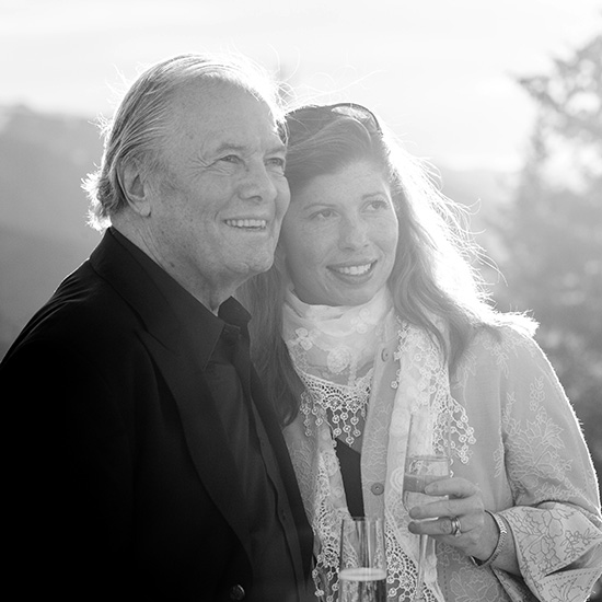 Jacques and Claudine Pépin