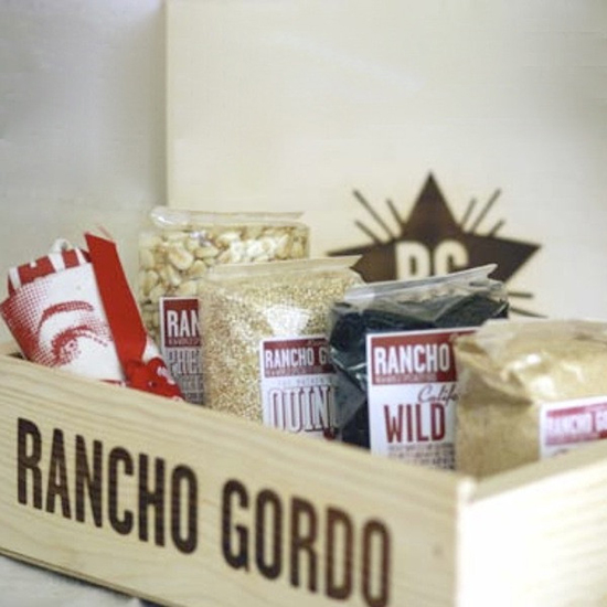 Gifts for Artisanal Types: Healthy Grains Gift Box