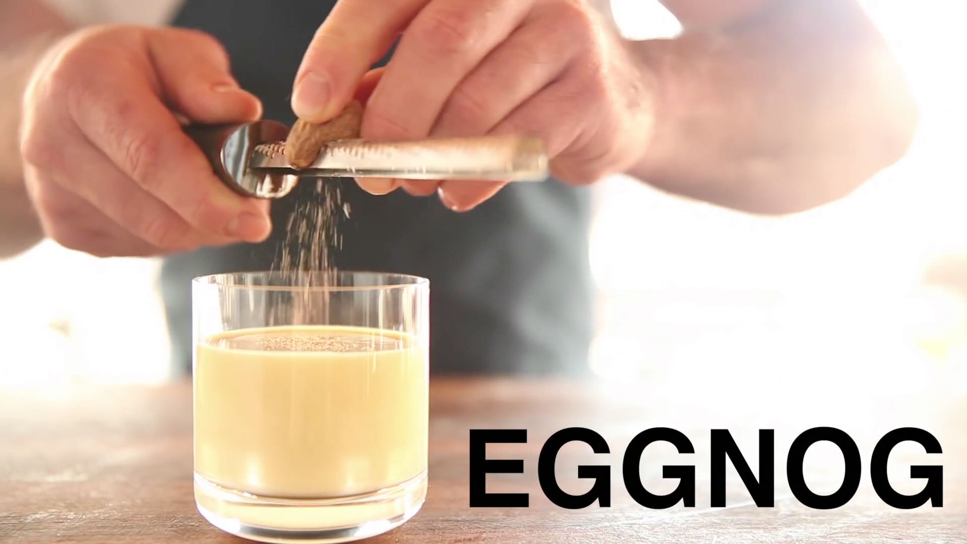 Molecular Gastronomy Holds the Key to Better Eggnog