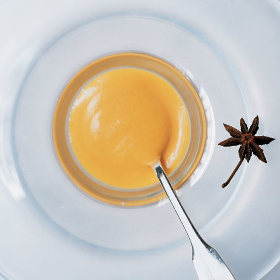 Carrot and Star Anise Soup