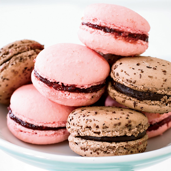 Classic French Macarons