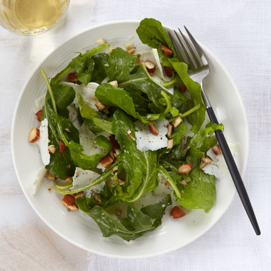 Arugula Salad with Ricotta Salata