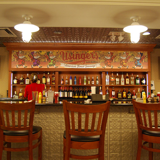 Milwaukee: Usinger's