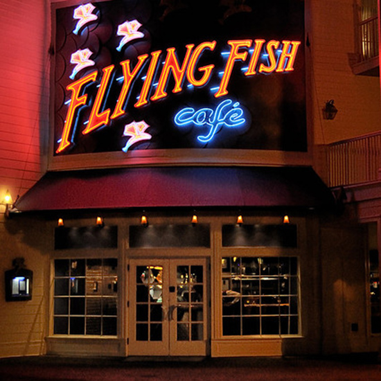 Disney World Dining: Flying Fish
