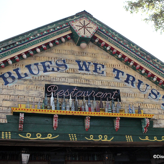 Disney World Dining: House of Blues