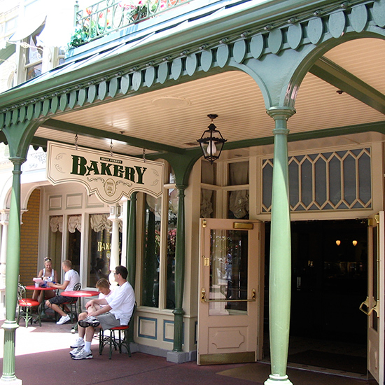 Disney World Dining: Main Street Bakery