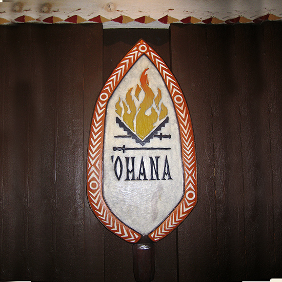 Disney World Dining: Ohana