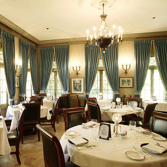 Disneyland Dining: Club 33