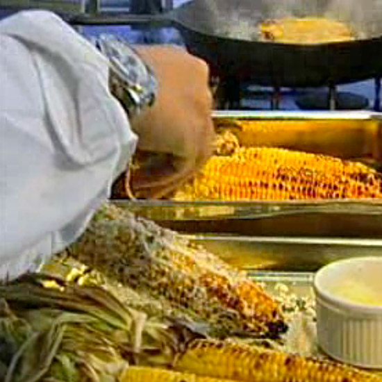 Video: Steven Raichlen on Grilled Corn
