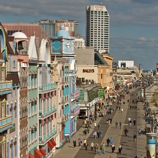 America's Best Boardwalks: Atlantic City Boardwalk; Atlantic City