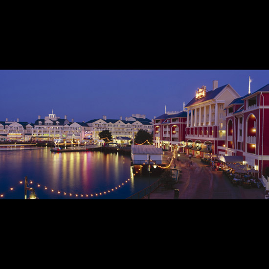 America's Best Boardwalks: Disney's Boardwalk; Orlando, FL