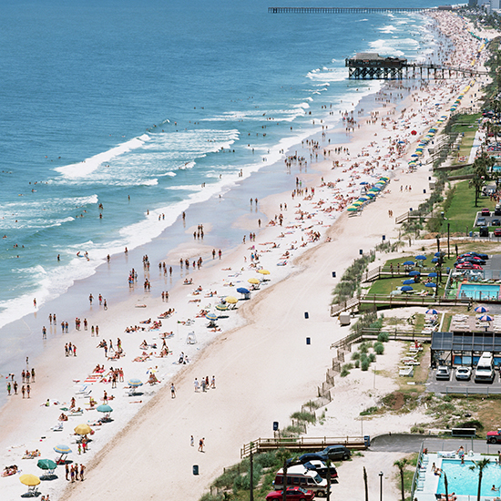 America's Best Boardwalks: Myrtle Beach Boardwalk and Promenade; Myrtle Beach, SC