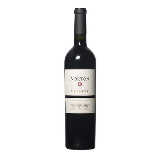 Best Wines for Summer: 2007 Bodega Norton Reserva Malbec