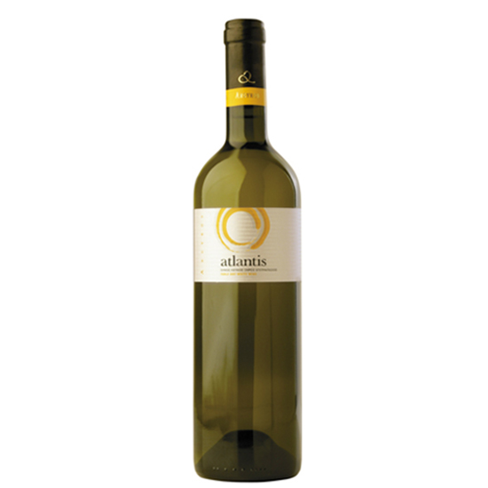 Best Wines for Summer: 2010 Estate Argyros Atlantis White