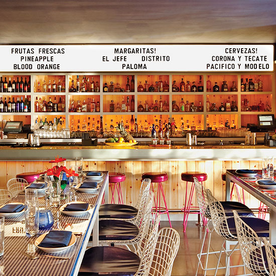 Best Hotel Restaurants: Distrito at the Saguaro