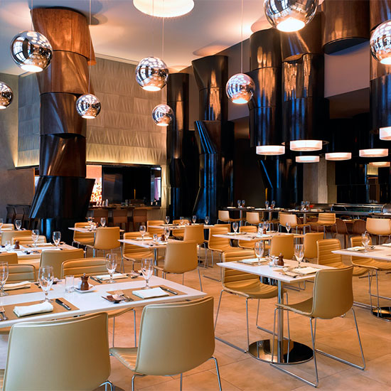 Best Hotel Restaurants: Trace at the W Hotel
