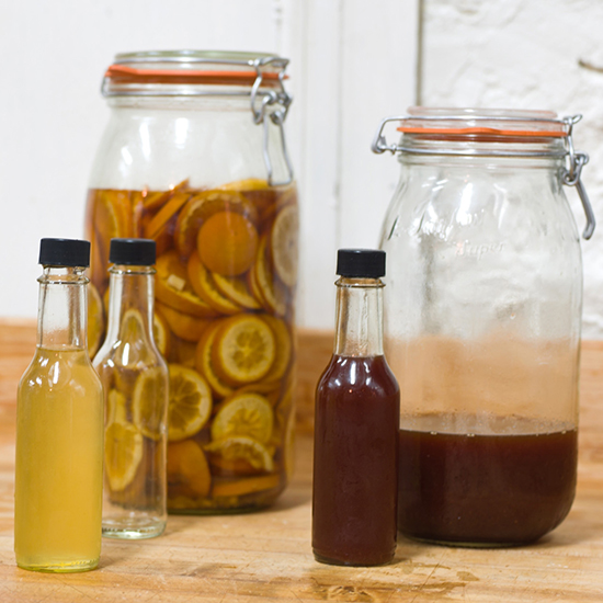 Aged Foods: Bitters