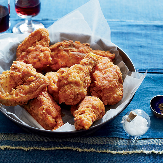 The Ultimate Southern Fried Chicken