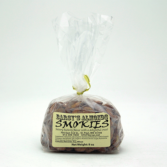 Barsy's Almonds Smokies