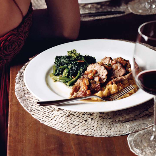 Slow-Braised Osso Buco
