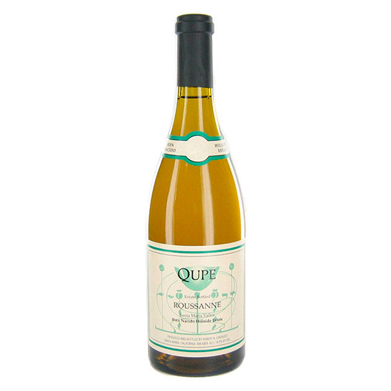 Best Wines for Summer: 2009 Qupé Marsanne