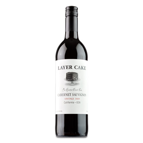 Best Wines for Summer: 2009 Layer Cake Cabernet Sauvignon
