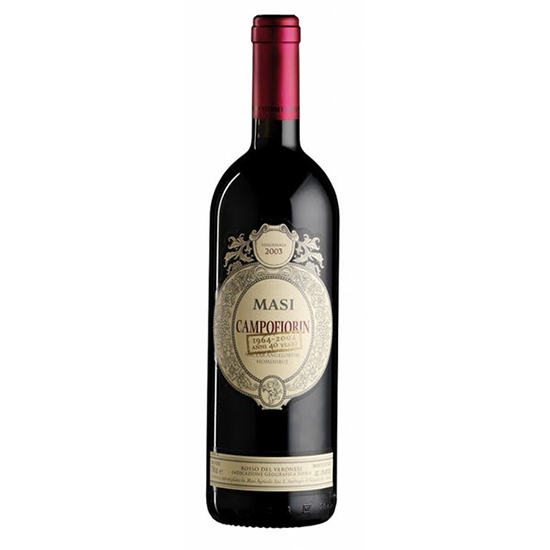Best Wines for Summer: 2007 Masi Campofiorin Veronese