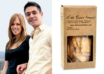 Emily Olson & Rob LaFave: Online Food Scouts