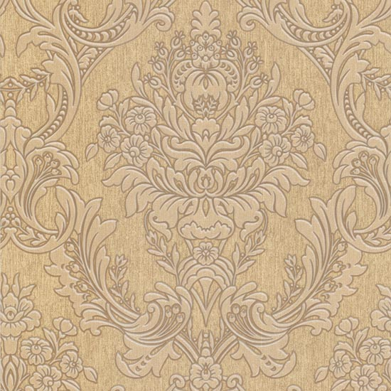 Province Wallpaper in Gold
