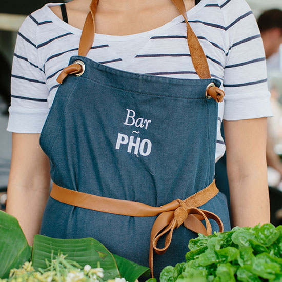 Field to Feast Produce Market, with Bar Pho Vietnamese Stall