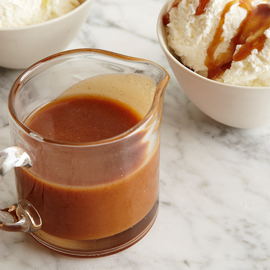 The Mission: DIY Silky Caramel Sauce